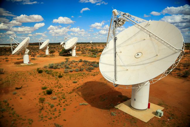 Astronomers Pinpoint The Source Of Mysterious Radio Burst From Outer Space