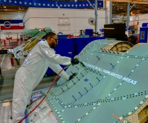 This Is How The Fuselage Of F-35 Is Built By Northrop Grumman