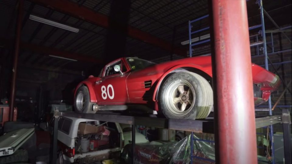 Larry Kosilla Takes You On A Tour Of Barns With 300 Rare And Vintage Cars!