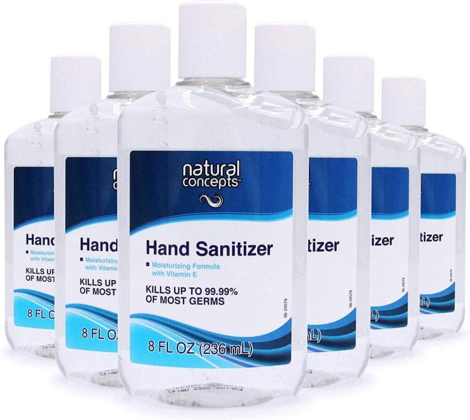 10 BEST HAND SANITIZER SPRAYS