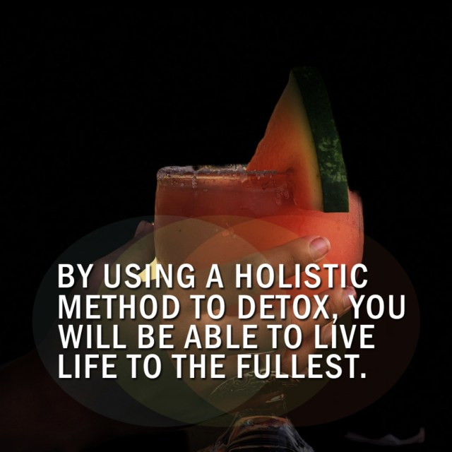 What Is Holistic Detox