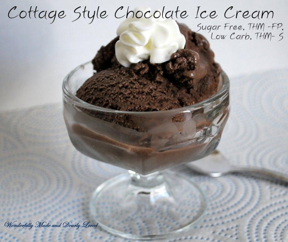 Cottage Style Chocolate Ice Cream (2)