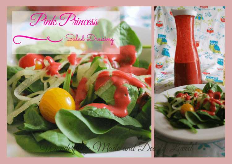 Pink Princess Salad Dressing (THM~S)