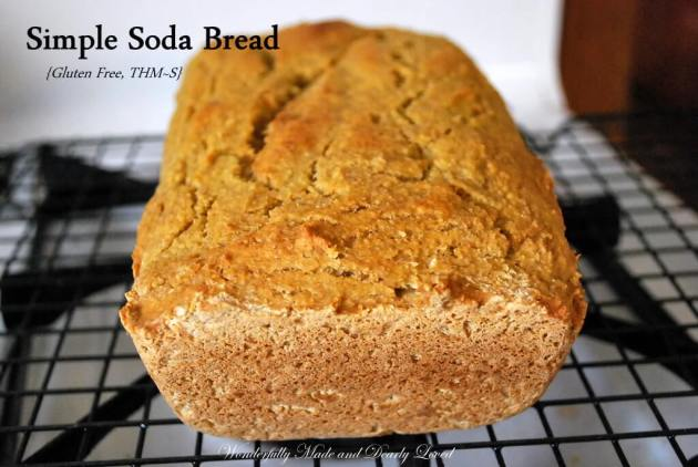 Simple Soda Bread, Loaf