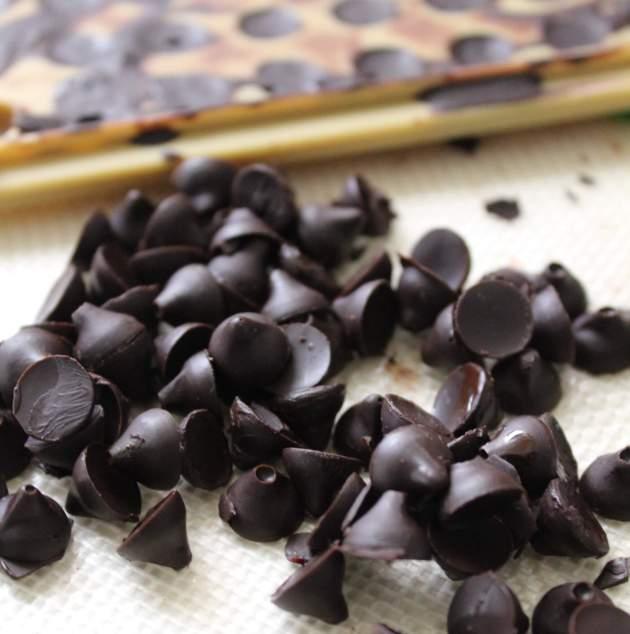 Stevia Sweetened Chocolate Chips