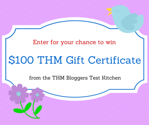 $100 THM Gift Card Give away