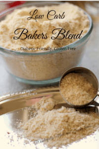 Low Carb Bakers Blend (THM FP, Gluten Free) Great for Trim and Healthy Baking