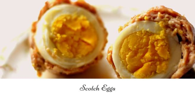 THM Friendly Scotch Eggs with No Special Ingredients