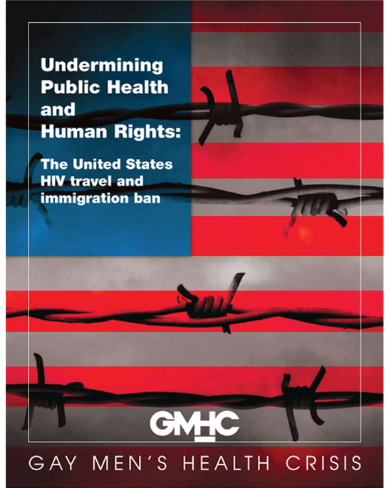 GMHC's Undermining Public Health and Human Rights - Wonder Interactive Media