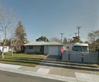 Rancho Cordova, CA. Barbara's old house is a block from Cordova High School.