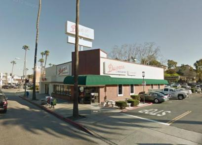 12036 Ventura Blvd. Open 24 Hours. Du-Pars Diner where Dawn waited for John after the murders.