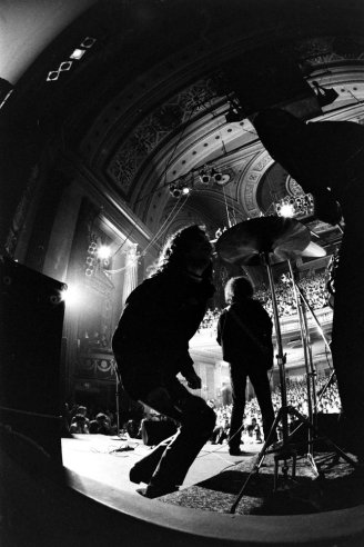 The Doors live in NYC - Fillmore East. 1967.