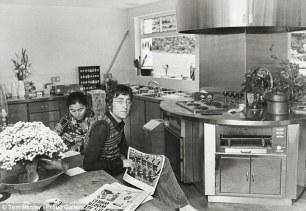 John & Yoko.