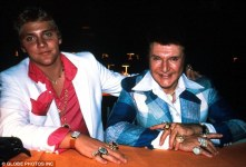 Scott and Liberace.
