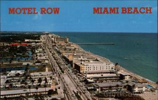 Motel Row, Miami Beach