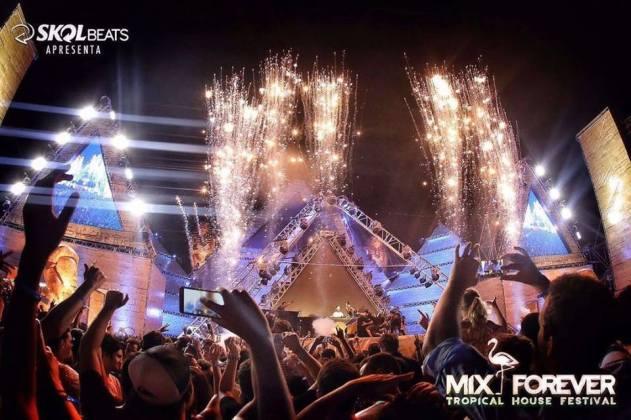 Festival Mix Forever confirma retorno a Fortaleza