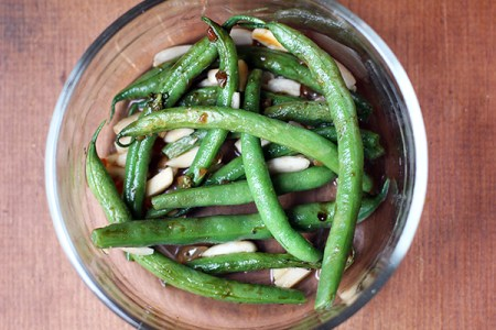 Backyard Garden String Beans