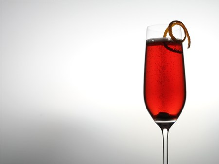 Champagne Cocktail: Difficult Loves
