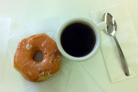 Youngstown's Plaza Donuts and Coffee