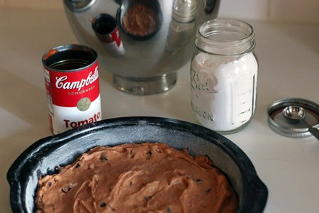 Tomato Soup Cake: Ready to Bake