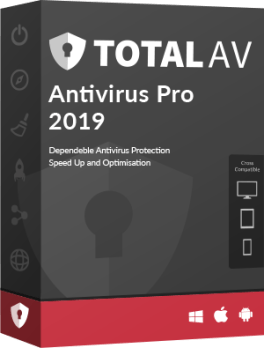 Image result for Total AV Antivirus 2020 Crack