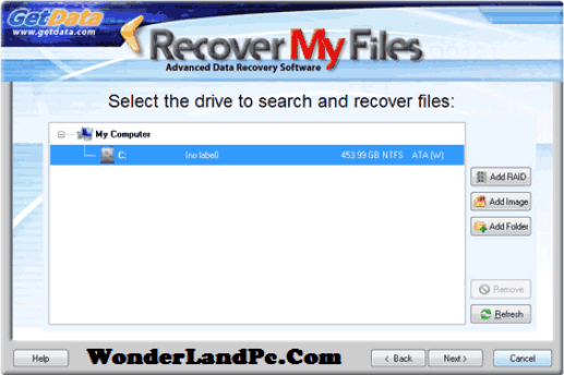 Recover My Files 6.3.2 Crack