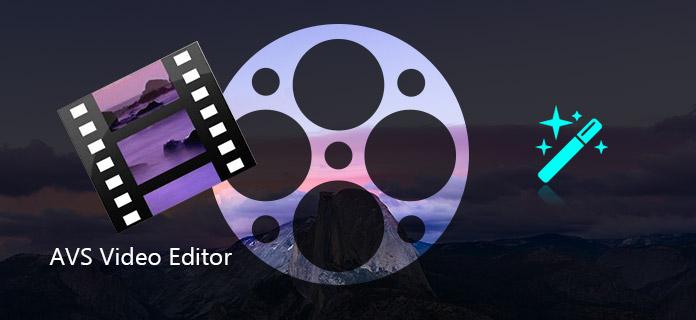 AVS Video Editor 9.1 Crack