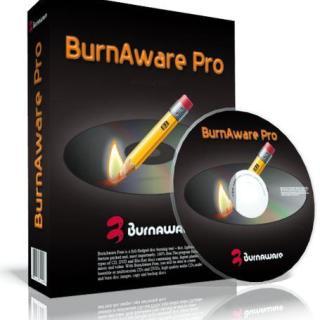 BurnAware Professional 13 Crack