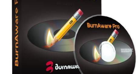 BurnAware Professional 13 Crack