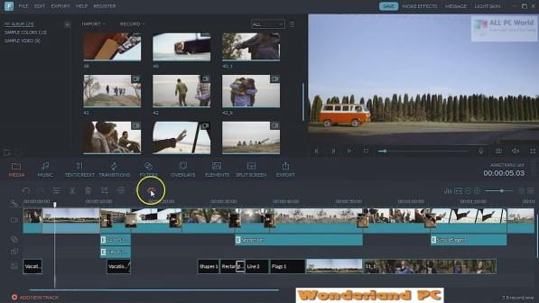 Wondershare Filmora Effects Pack Free Download