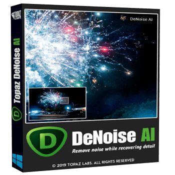 Topaz DeNoise AI 2.2.2 Free Download