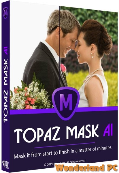 Topaz Mask AI 1.2.3 Free Download