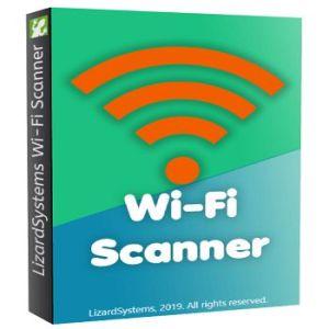 LizardSystem Wi-Fi Scanner Crack