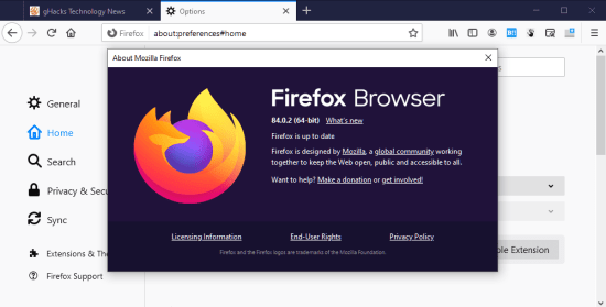 Mozilla Firefox 86.0 Beta 5 Crack Serial Key
