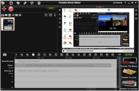 Youtube Movie Maker v18.56 Crack Serial Key