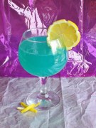 The Pan Galactic Gargle Blaster from Hitchhiker's Guide to the Galaxy