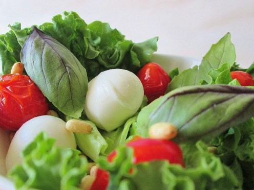 Diana Barry's Signature Salad from Anne of Green Gables