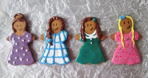 Jo's Christmas Gingerbread from Little Women