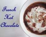 French Hot Chocolate from the Three Musketeers