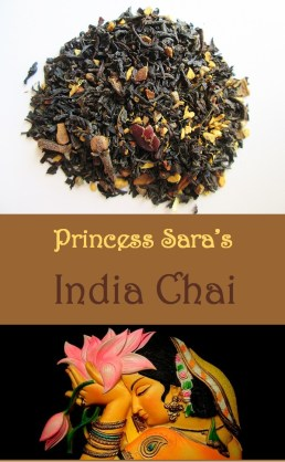 Princess Sara's India Chai from A Little Princess