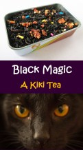 Black Magic from Kiki's Delivery Service!