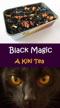 Black Magic from Kiki's Delivery Service