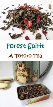 Forest Spirit from My Neighbor Totoro