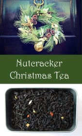 Christmas Tea from The Nutrcracker!