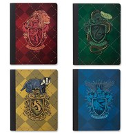 Harry Potter House Notebooks from ThinkGeek