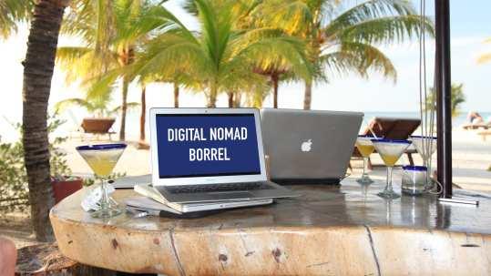 Digital Nomad Borrel - Wonderlijk Werken