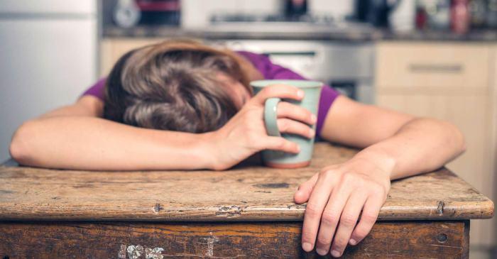 burn out herstellen van langdurige extreme vermoeidheid begint met slapen