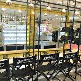 New H&M Beauty Department, Fourth Floor, Oxford Circus