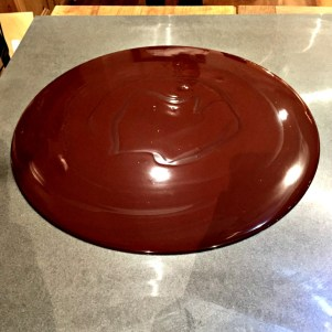 molten chocolate reader for tempering