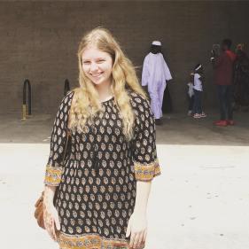 At TCC for Eid